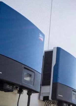 Мережеві, автономні, гібридні інвертори для сонячних станцій