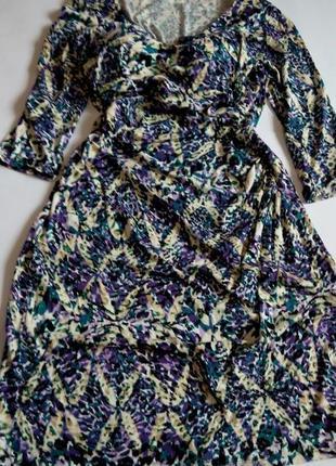 Платье миди 56  размер офисное футляр бюстье осеннее нарядное ...