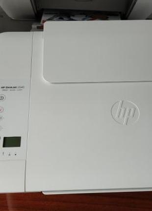 МФУ HP DeskJet Ink Advantage 2545 All-in-One c Wi-Fi