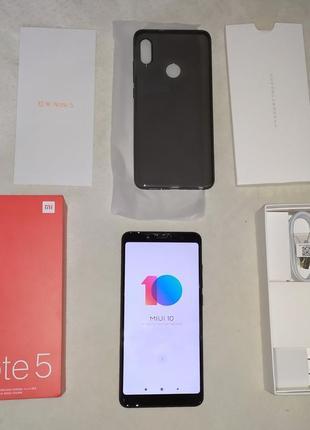 Xiaomi Redmi Note 5 3/32 Гб Новый гарантия