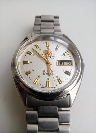 Часы Orient Япония с автоподзаводом