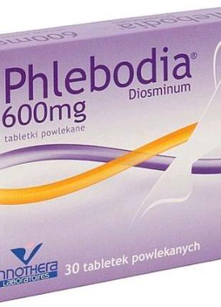 Phlebodia.Флебодия 600mg. 30 таблеток