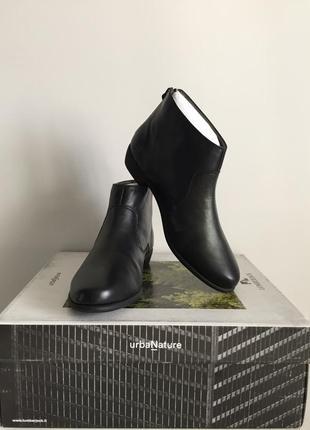 Ботинки натуральная кожа lumberjack -италия,37,38,39,40р-ры