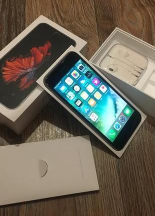 IPhone 6S - 128gb Space Gray (NEVERLOCK)