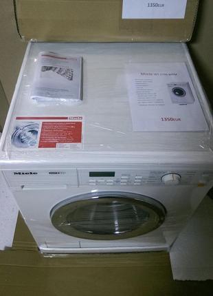Стиральная машина с сушкой Miele WT 2796 WPM НОВАЯ.Стиралка