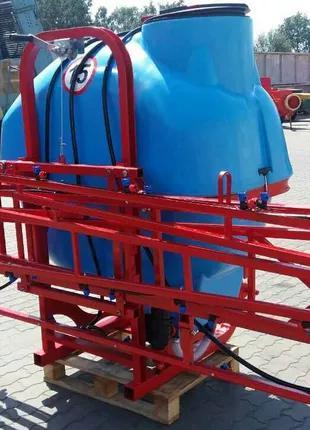 Опрыскиватель полевой 200 литров 8 метров POLMARK, JAR-MET