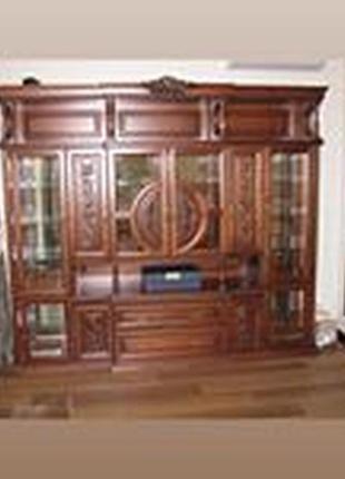 Мебель из натурального дерева на заказ
