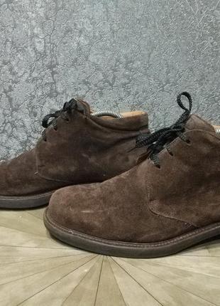 Чоловічі шкіряні черевики panama jack