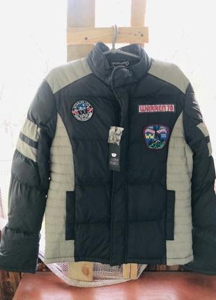 Куртка мужская warren webber