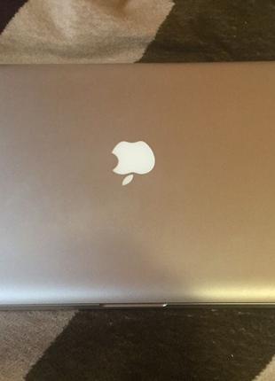 MacBook Pro 15 mid 2012 i7 2,3- 3,3ghz/ 16 gb ram/ 120 ssd +500 s