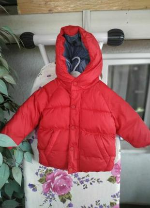 Шикарная курточка ZARA демисезонная/зимняя унисекс