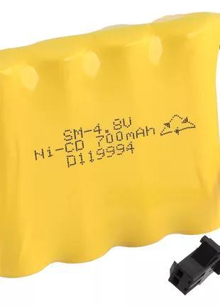 Акумулятор Ni Cd 4.8v 700mah