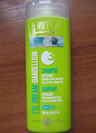 Безсульфатний шампунь для волосся
