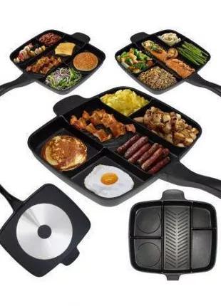 Сковородка универсальная Magic Pan  5 в 1