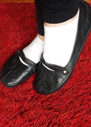 Женские туфли vagabond кожа.