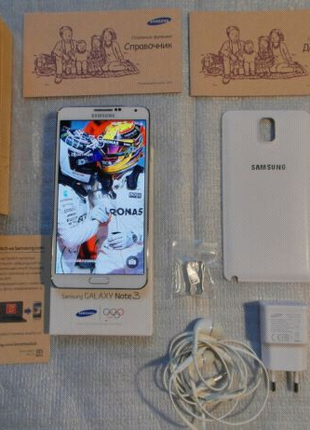 Samsung Galaxy Note 3 Olympic Edition / Официальный UA UCRF /