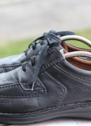Удобные кожаные туфли josef seibel 42-43
