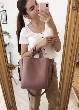 4 цвета!  пудровая сумка средних размеров