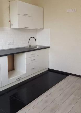 Однокомнатная квартира с ремонтом в ЖК 46 Жемчужина