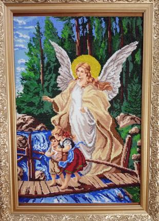 """Картина """"Ангел хранитель"""""""