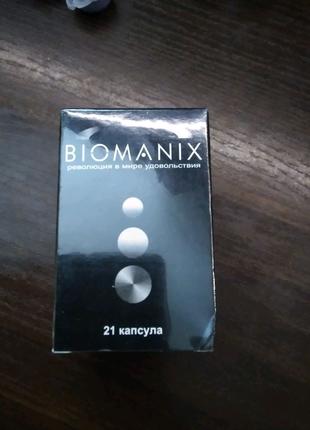 Biomanix-средство для увеличения потенции