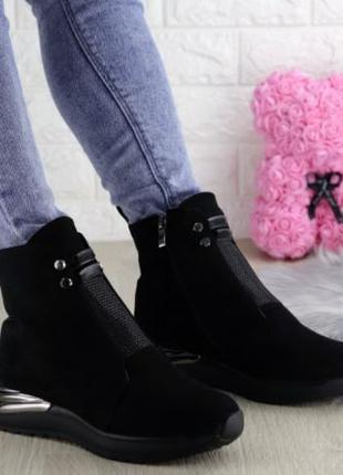 Женские зимние ботинки Размеры:36, 37, 38, 39,