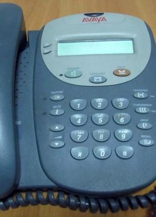 Cтационарный IP телефон AVAYA 5402