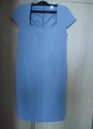 Платье на подкладе