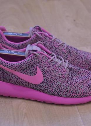Nike roshe run женские кроссовки оригинал