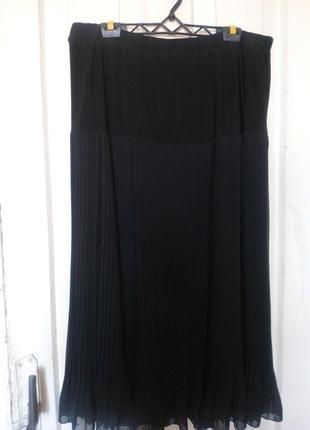 Нарядная женская юбка (большой размер)