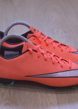 Nike mercurial бутсы копы футбольная обувь