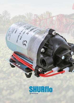 Насос диафрагменный Shurflo 8000-541-236 12V на опрыскиватель