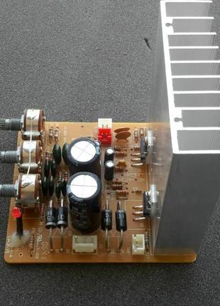 Плата усилителя af-21-1-a, микросхема TDA 2050.