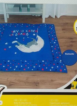 Одеяло-коврик детский для игр