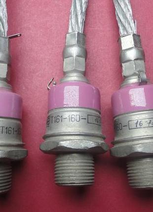Тиристор силовой Т161-160-16