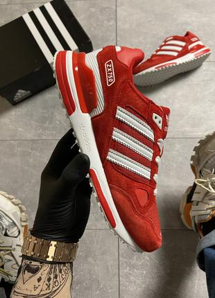 Кроссовки Adidas ZX 750 Red/White 45