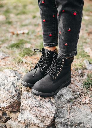 Ботинки Timberland Black 37
