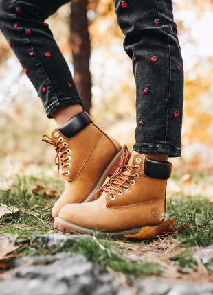 Ботинки Timberland Ginger 37