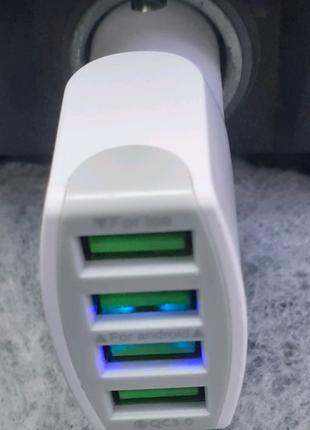 Зарядное устройство для гаджетов в автомобиле