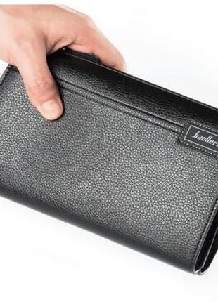 Мужской клатч Baellerry Gross портмоне/кошелек/барсетка.