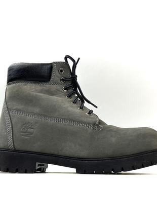 Ботинки Timberland Gray Fure Platform (мех) 37