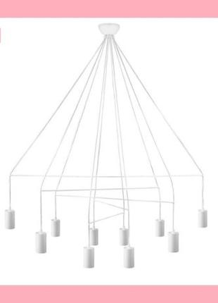 Подвесная люстра в скандинавском стиле Nowodvorski