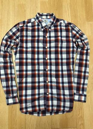 Рубашка timberland размер м оригинал .