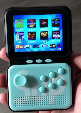 GAME BOX POWER обновленная версия игровой консоли 900 игр SUP