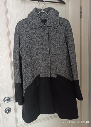 Пальто женское на весну penny black оригинал италия