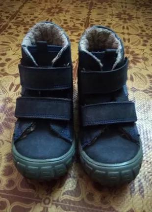 Ботинки, сапоги на осень еврозиму TSM