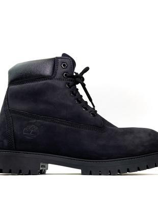 Ботинки Timberland (мех) 37
