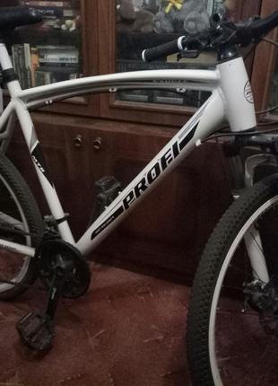 Велосипед MTB Profi Expert