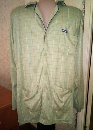 💞трикотажная домашняя рубашка,рубашка для сна с длинным рукаво...