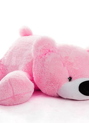Большая мягкая игрушка медведь Умка 180 см розовый
